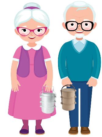 seniori-obedy-ilustracni