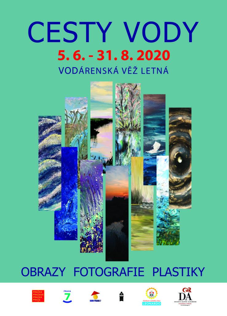 Leonardo - výstava Cesty vody 2020