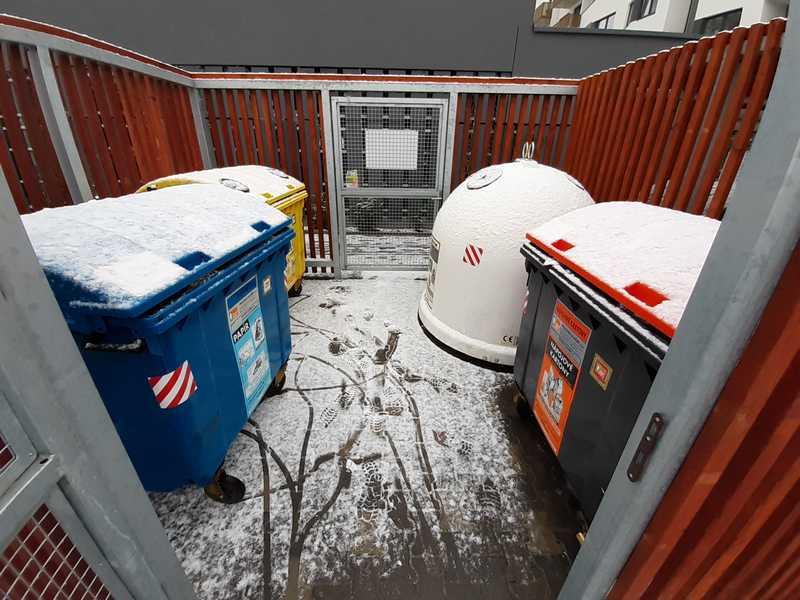 stanoviště kontejnerů č. 015