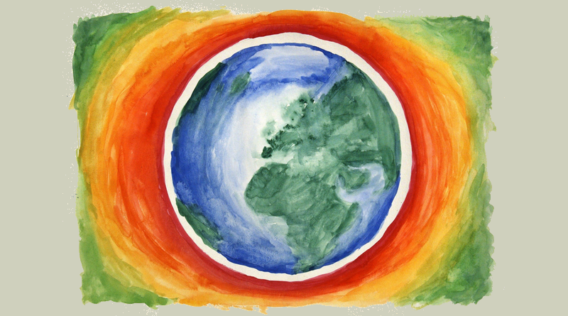 zeměkoule, den země